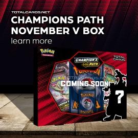 Pokemon Champions Path November V Box Revealed!!!