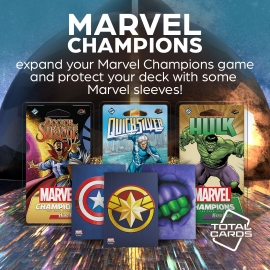 Take control of epic heroes with Marvel Champions!