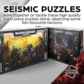 Can you solve these epic Warhammer puzzles?