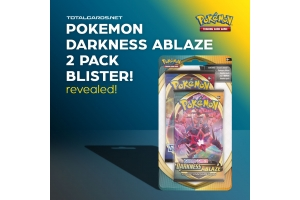 Pokemon Darkness Ablaze 2 Pack Blister Product Image Revealed