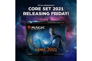 The Countdown is on for Magic the Gathering Core Set 2021!