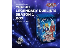 Yu-Gi-Oh Legendary Duelists Season1 Box Available to Pre-Order