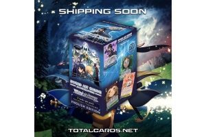 Weiss Schwarz Sword Art Online Alicization Shipping Soon!!!