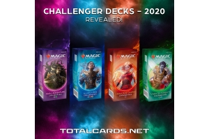 New Magic the Gathering 2020 Challenger Decks Revealed!