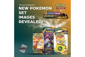 Pokemon Darkness Ablaze Product Images Revealed