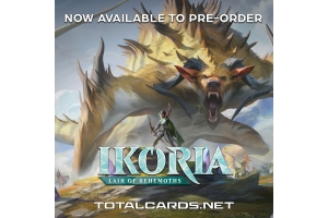 Magic the Gathering Ikoria Lair of Behemoths Now Available to Pre-Order