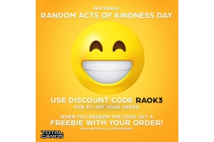 Random Act of Kindness Day 2020
