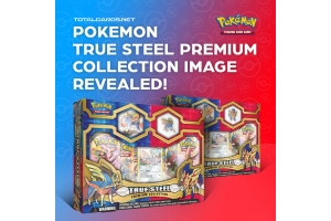 Pokemon - True Steal Premium Collection Box Images Revealed