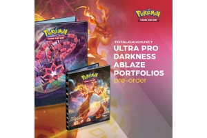 Pokemon Darkness Ablaze Portfolios Now Available to Pre-Order