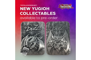 Yu-Gi-Oh! Collectables Now Available to Pre-Order