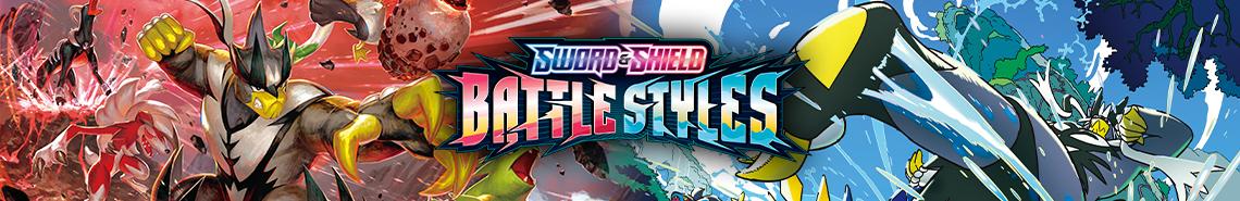 SWSH5 - Battle Styles