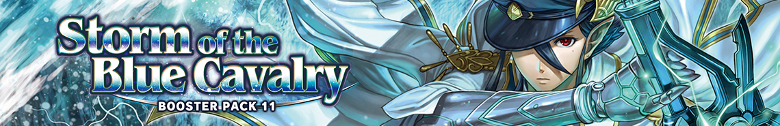 V BT11 - Storm of the Blue Cavalry