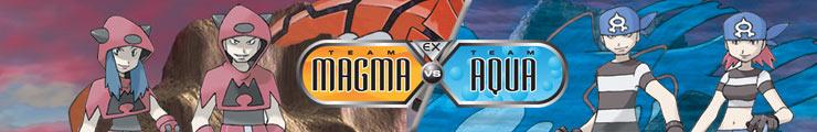 EX4 - Team Magma vs Team Aqua