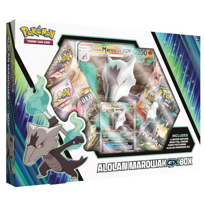 Pokemon - Alolan Marowak - GX Box