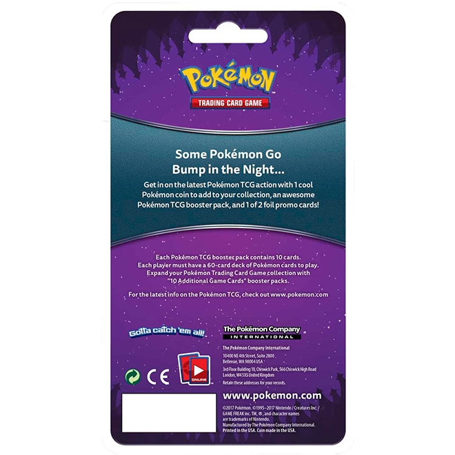 Pokemon - Halloween Checklane Blister - Alolan Persian