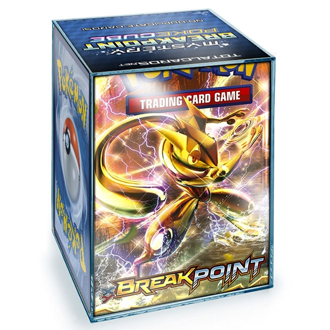 Pokemon - XY BREAKPoint - Mystery PokeCube
