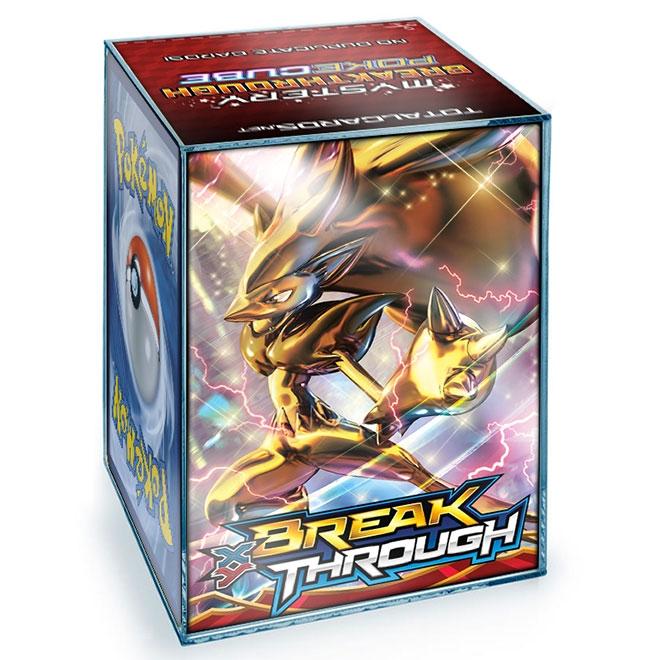 Pokemon - XY BREAKThrough - Mystery PokeCube