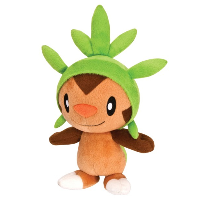 Pokemon Chespin 8