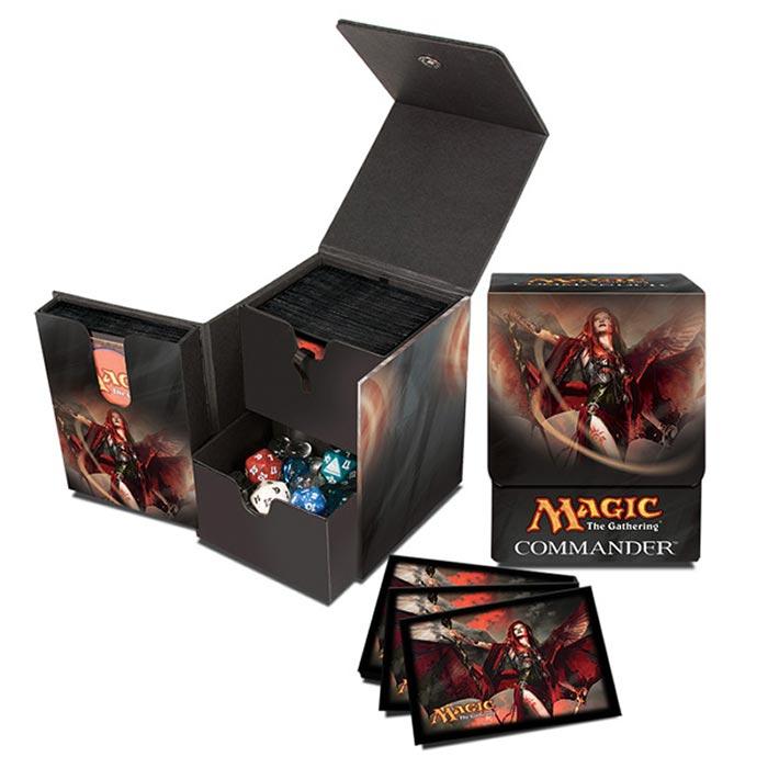 Ultra Pro -  Magic: The Gathering Commander Tower Set - Kaalia