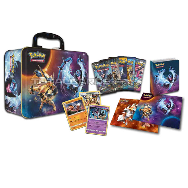 Pokemon - 2018 Collectors Chest Tin