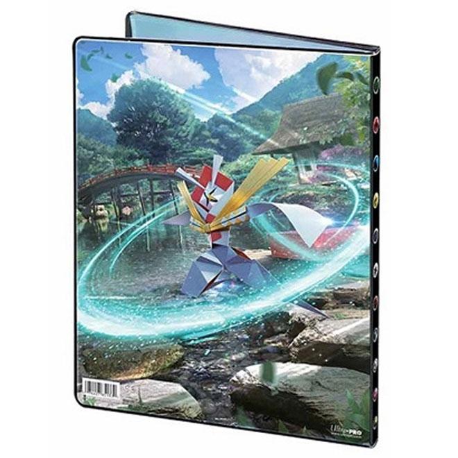 Ultra Pro - Pokemon - Sun & Moon - Crimson Invasion - Portfolio (9 Pocket)