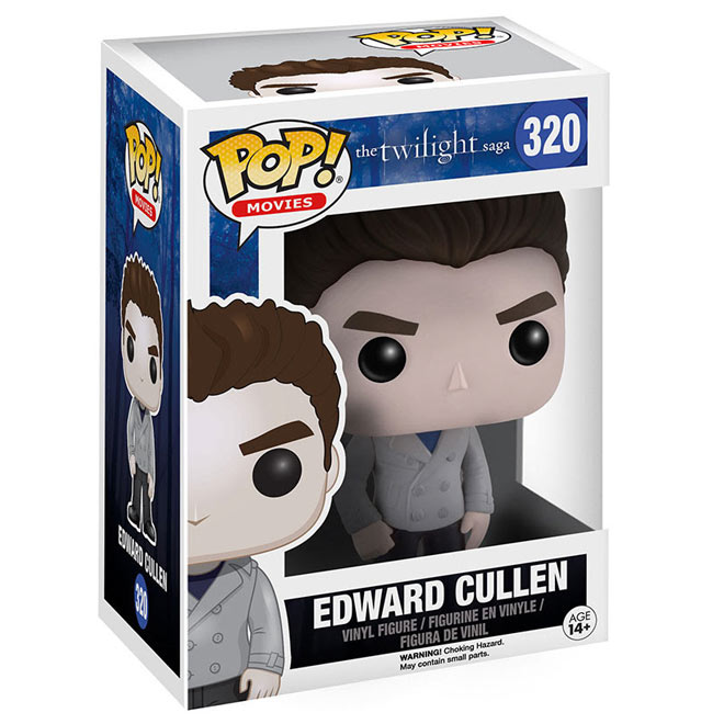 Funko POP! - Twilight - #320 Edward Cullen Figure
