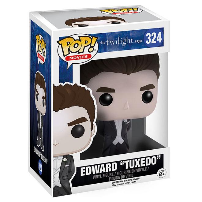 Funko POP! - Twilight - #324 Edward Cullen Tuxedo Figure