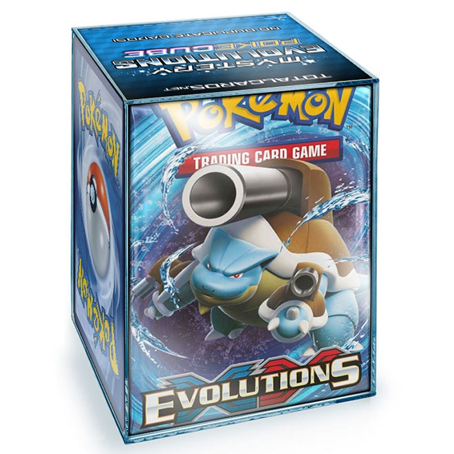 Pokemon - XY Evolutions - Mystery PokeCube