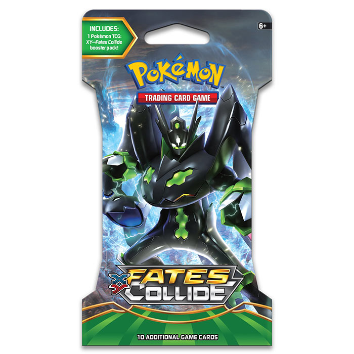 XY Fates Collide - Blister Booster