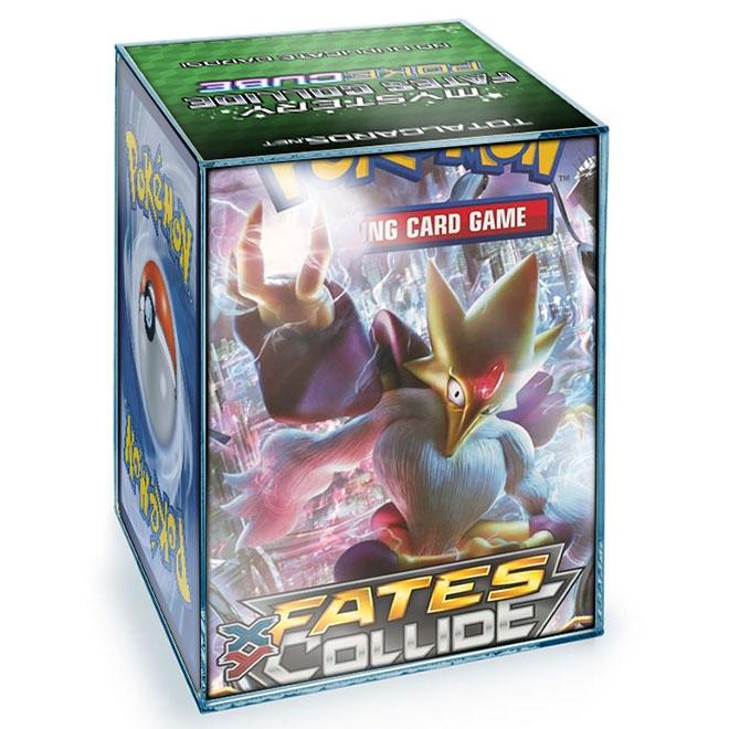 Pokemon - XY Fates Collide - Mystery PokeCube
