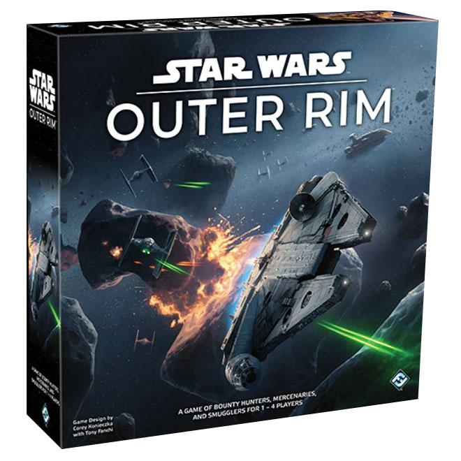 FFG - Star Wars: Outer Rim