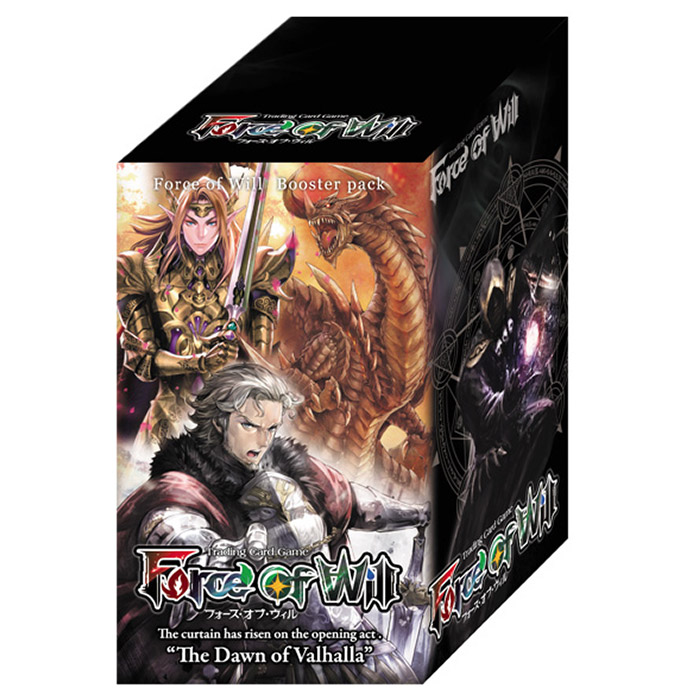Force of Will - The Dawn of Valhalla - Booster Box
