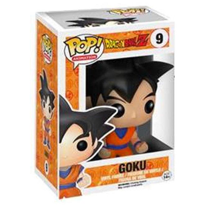 Funko POP! - Dragonball Z - #09 Goku Figure