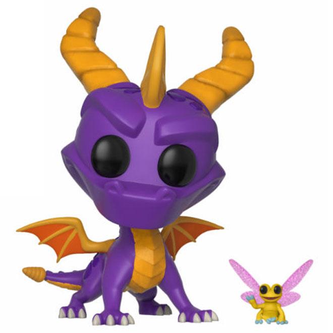 Funko POP! - Spyro the Dragon - Spyro & Sparx - Vinyl Figures #361