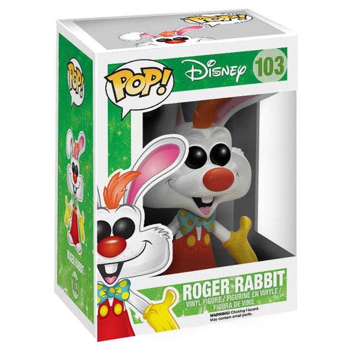 Funko POP! - Who Framed Roger Rabbit -  #103 Roger