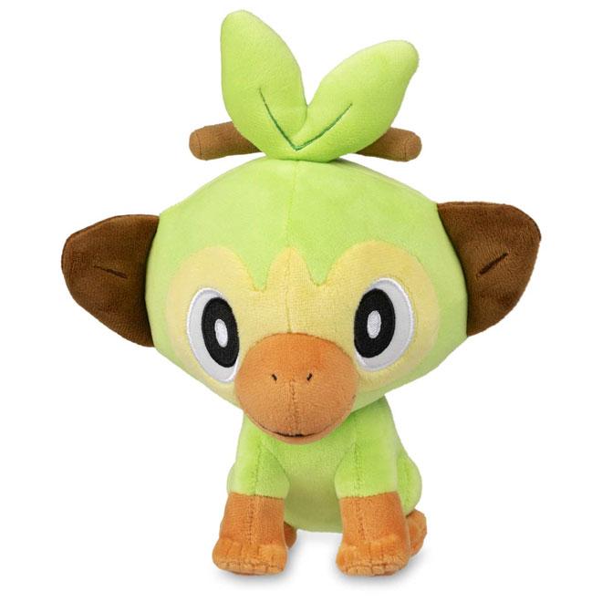 Pokemon - Grookey Plush