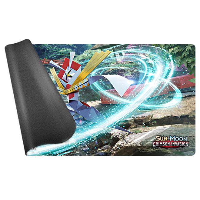 Pokemon - Crimson Invasion - Kartana Playmat (60cm x 30cm)