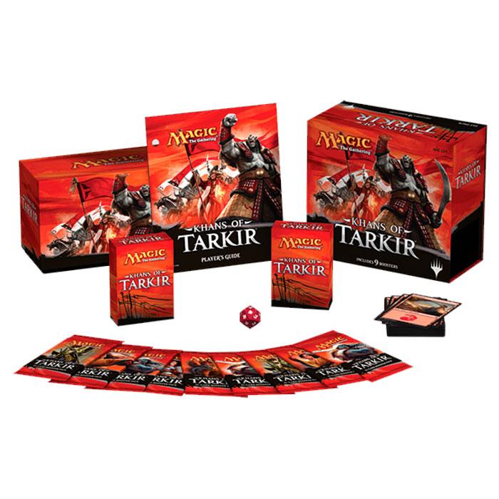 Magic The Gathering - Khans of Tarkir - Fat Pack