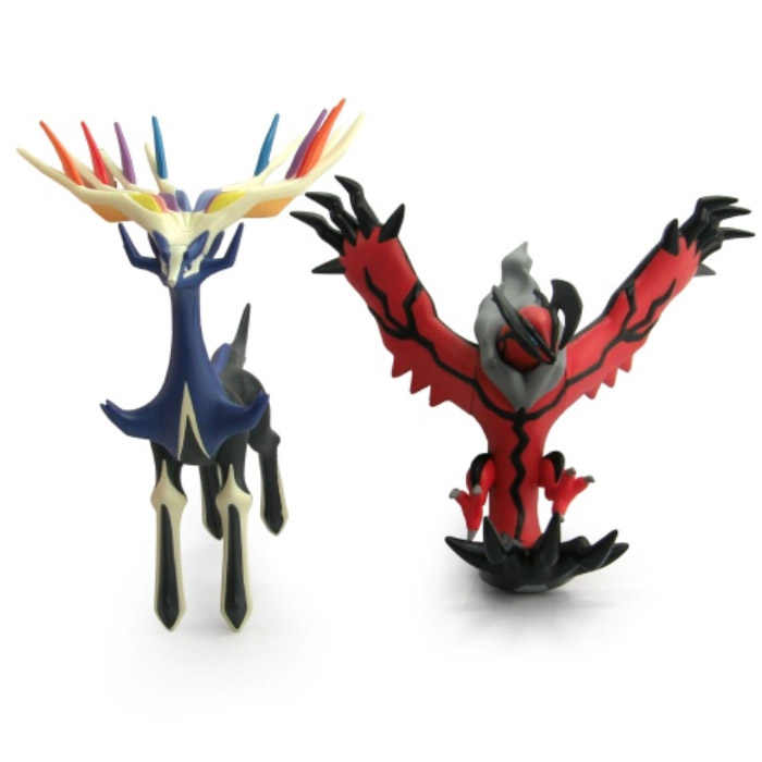 Pokemon - Xerneas Articulated Vinyl Figure