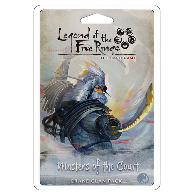 FFG - Legend of the Five Rings LCG - Masters of the Court