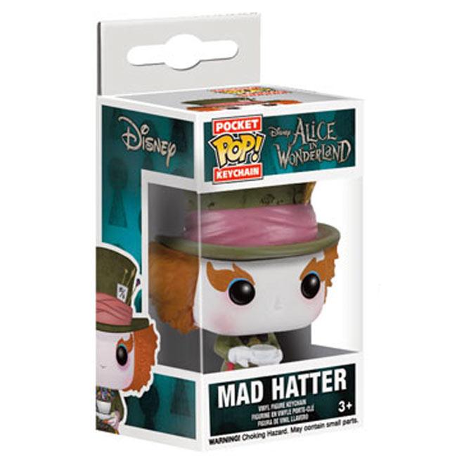 Funko Pocket POP! Keychain - Alice In Wonderland - Mad Hatter