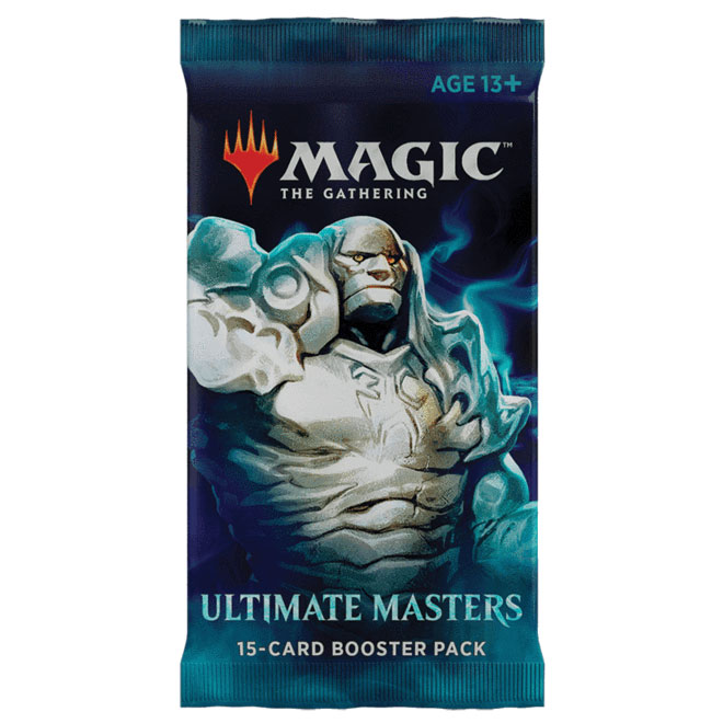 Magic The Gathering - Ultimate Masters Booster Pack