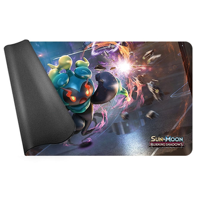 Pokemon - Burning Shadows - Marshadow Playmat (60cm x 30cm)