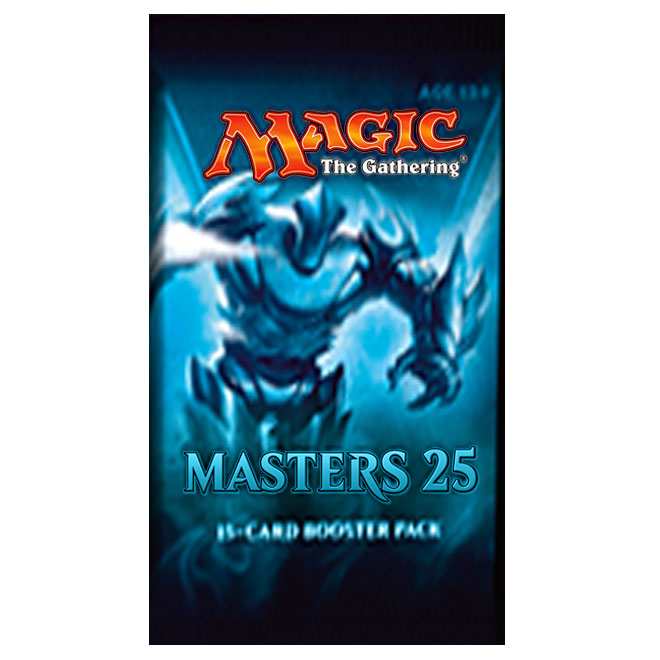 Magic The Gathering - Masters 25 - Booster Packs