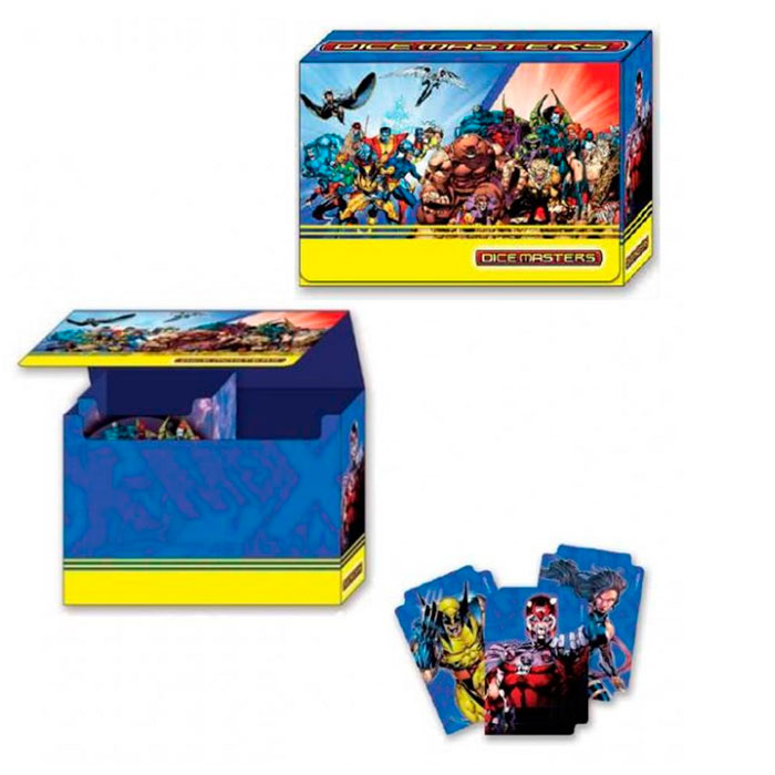 Dice Masters - Uncanny X-Men - Magnetic Box