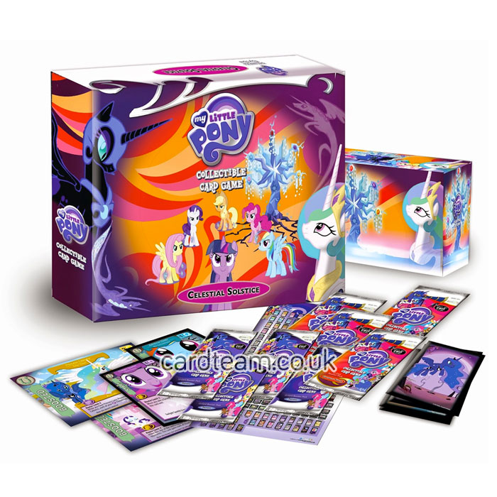My Little Pony - Celestial Solstice - Fat Pack