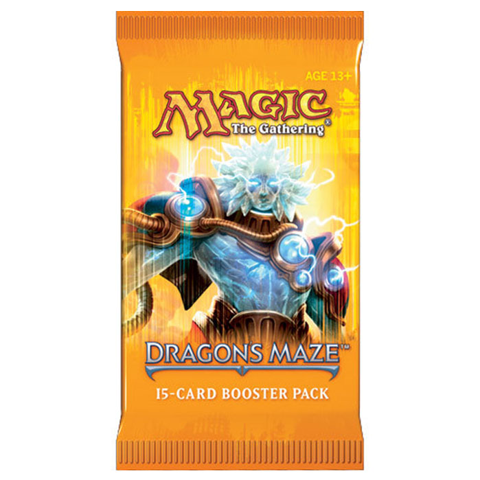 Magic The Gathering - Dragons Maze - Booster Pack