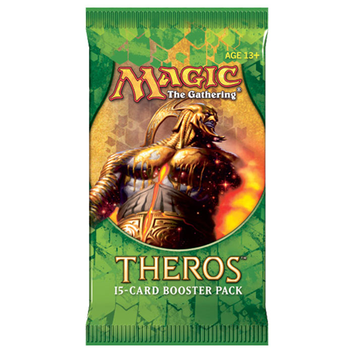 Magic The Gathering - Theros - Booster Pack