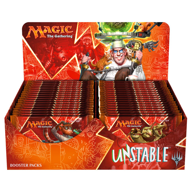 Magic The Gathering - Unstable - Booster Box