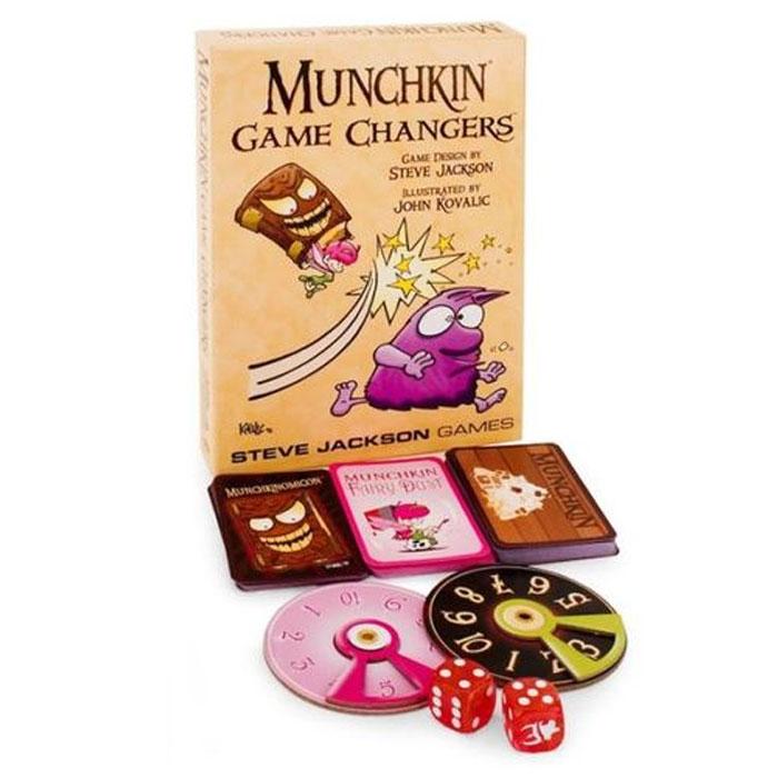 Munchkin - Game Changers